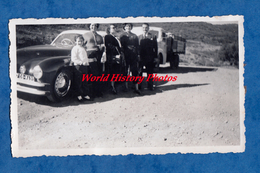 Photo Ancienne - Famille Prés D'une Belle Automobile à Identifier - Cars