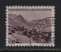 1943 FL Nr. 193/229 Triesenberg O Triesenberg