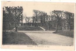 ---- 92  -----  SCEAUX  Le Rond Point Du Parc - écrite - Sceaux