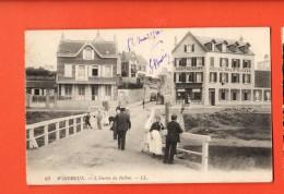 IBQ-03 Wimereux  Enrée Du Ballon. Hotel Du Beau-Rivage. Circulé Vers Antoing. LL No 62 - France