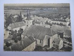 CPSM 39 - EN AVION AU-DESSUS DE CHAMPVANS - Autres Communes