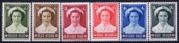Belgium: OBP Nr 912 - 917 MNH/**/postfrisch/ Neuf Sans Charniere 1953 - Nuovi