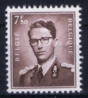 Belgium: OBP Nr 1070 MNH/**/postfrisch/ Neuf Sans Charniere 1958 - Ungebraucht