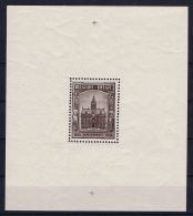 Belgium: OBP Block Nr 5 MNH/**/postfrisch/ Neuf Sans Charniere  1936 - Blokken 1924-1960
