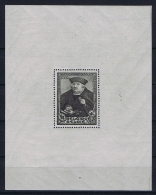 Belgium: OBP Block Nr 4  MNH/**/postfrisch/ Neuf Sans Charniere  1935 - Blocs 1924-1960