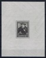 Belgium: OBP Block Nr 4  MNH/**/postfrisch/ Neuf Sans Charniere  1935 - Blocchi 1924 – 1960