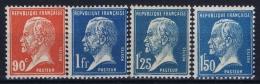 France: Yv 178 - 181  MNH/**/postfrisch/ Neuf Sans Charniere 1902 - France