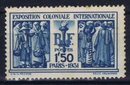 France: Yv  274  MNH/**/postfrisch/ Neuf Sans Charniere 1930 Spot In Gum - France