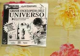X CD ROM GRANDE ENCICLOPEDIA DELL'UNIVERSO GUIDA INTERATTIVA DISCO DI BACKUP - CDs