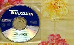 X CD ROM LA LUNA  DISCO DI BACKUP - CD