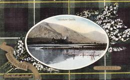 OBAN , Bute , Scotland , 00-10s ; Kilchurn Castle , Campbell - Bute