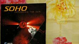 X CD ROM SOHO EXPLORING THE SUN ESA - CDs