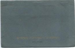 Carnet De Chéques ( Vide) / Banque Nationale De Crédit / TURCK/Paris/1922-1923        BA55 - Cheques & Traveler's Cheques