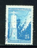 FINLAND  -  1956  Porkkala  25m  Used As Scan - Finlandia