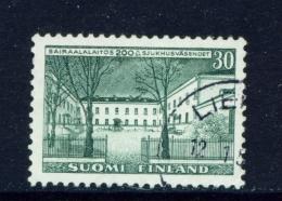 FINLAND  -  1956  Health Service  30m  Used As Scan - Finlandia