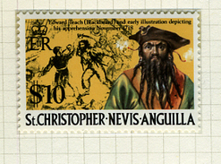 1974 - ST. CHRISTOPHER, NEVIS & ANGUILLA  - Mi. Nr. 282 - NH - (CW2427.40) - St.Kitts E Nevis ( 1983-...)
