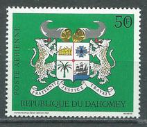 Dahomey Poste Aérienne YT N°105 Armoiries Neuf/charnière * - Benin - Dahomey (1960-...)