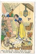 WALT DISNEY - Blanche Neige N° 6 - Disney