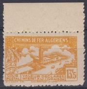 Algérie 1943 - Colis Postaux N°114a Neuf** -Luxe - Paquetes Postales