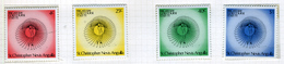 1975 - ST. CHRISTOPHER, NEVIS & ANGUILLA  - Mi. Nr. 301/304 - NH - (CW2427.41) - St.Kitts E Nevis ( 1983-...)