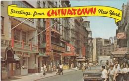 CHINATOWN/NEW YORK  (PF1) - New York City