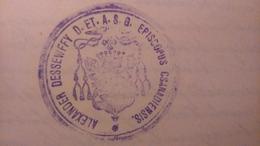Temesvar 1903, Episkopus Document - Rumänien
