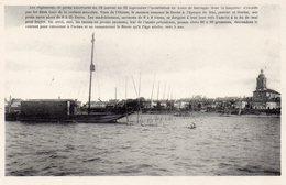 Saint-Mathurin.. Pêche Au Saumons De Loire Bateaux Gabare Batellerie Navigation - Autres Communes