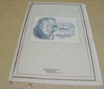 ITALIA - ITALY - ITALIE - 1999 - Folder - Beatificazione Di Padre Pio Da Pietrelcina - 6. 1946-.. Repubblica