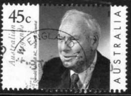 Australia 2002 Legends 45c Medical Scientists - Donald Metcalf Used - 2000-09 Elizabeth II