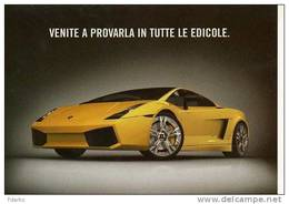5974 Promocard Automobile Lamborghini Sport Cars Auto - Turismo