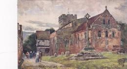 BERKSWELL , Warwickshire , England , 00-10s ; Shakespear's Country , TUCK