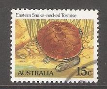 003458 Australia 1982 15c FU Perf 12 1/2 - Used Stamps