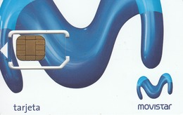 SPAIN - M Movistar Con M Verde - Tarjeta , Mint