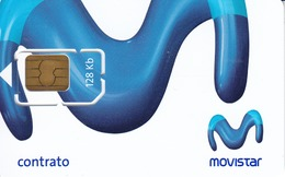 SPAIN - M Movistar Con M Verde - Contrato , Mint