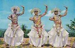 Sri Lanka Ceylon Kandyan Dancers - Sri Lanka (Ceylon)