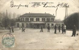 60   CLERMONT  La Gare - Clermont