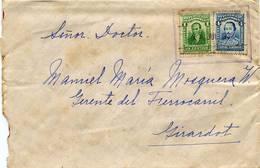 Lote SC803, Colombia, 14 Jul 1932, Sobre, Cover, Private Carrier Bus Company Expreso Ribon, Girardot - Other