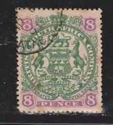 RHODESIA Scott # 56 Used - Arms - Great Britain (former Colonies & Protectorates)
