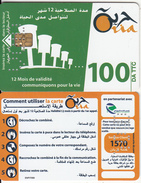 ALGERIA - ORIA First Issue 100 DA, Void