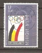 Bélgica - Belgium - Yvert  2906 (usado) (o) - Belgium