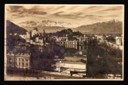 Chile Santiago Tarjeta Postal Tipo Foto RPPC  Vintage Original Ca1940 POSTCARD CPA AK (W4_3332) - Chile