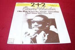STEVIE   WONDER  ° 2+2 VOLUME 1  4 TITRES - Soul - R&B