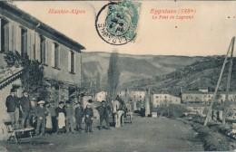 G111 - 05 - EYGUIANS - Hautes-Alpes - Le Pont De Lagrand - Sonstige Gemeinden