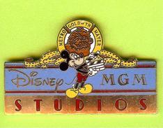Pin's Disney MGM Studios Mickey Clap - 6AA02 - Disney
