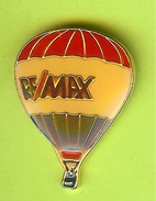 Pin's Montgolfière Re/Max - 7AA26 - Luchtballons