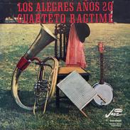 LP Argentino De Cuarteto Ragtime Año 1972 - Jazz