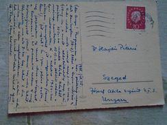 D149241  Hamburg  Sent  By Dr. Peter Hajdú Linguist - Finno-Ugric Dep. - Azerbaïjan