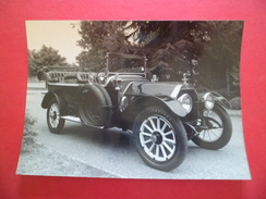 Fondation De L'Automobile Marius Berliet 13 & 14/9/1986 Alco  1912 USA Licence BERLIET 6 Cyl.9496cm3 60 HP 135 Km/h  TB - Cars