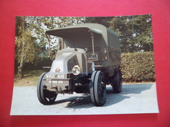 Fondation De L'Automobile Marius Berliet 13 & 14/9/1986 TAR LATIL 4 X 4 Tracteur D'Artillerie   TB - Cars