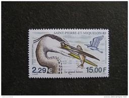 Saint Pierre Et Miquelon: TB PA N°81, Neuf XX. - Poste Aérienne